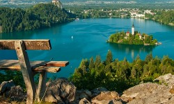 Bled Slovenia בלד סלובניה