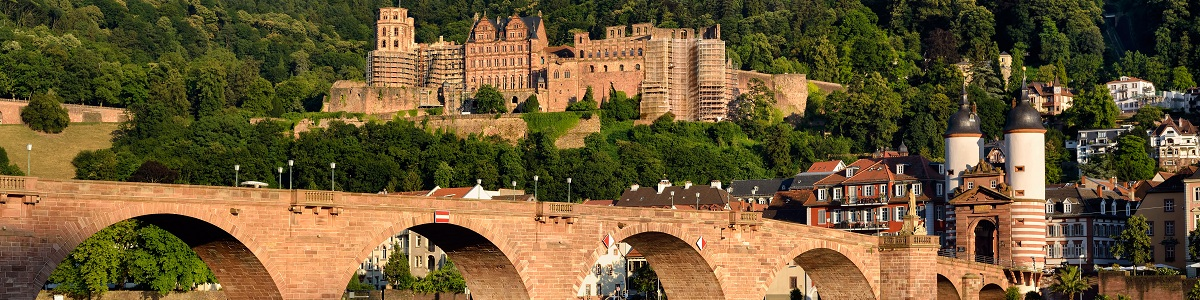 Heidelberg Rhine