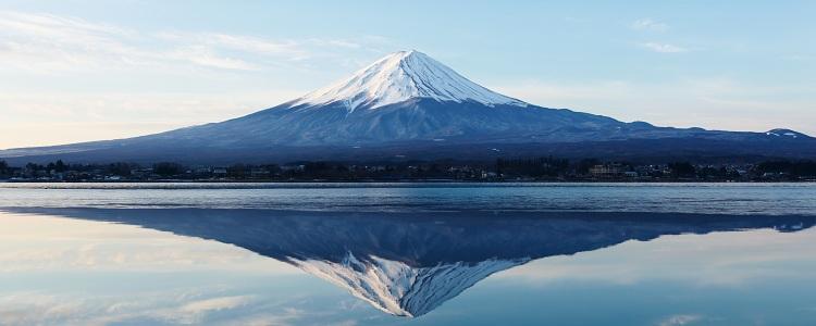 יפן - פוג'י