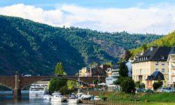 חוגגים ראש השנה בשייט על נהרות הריין והמוזל