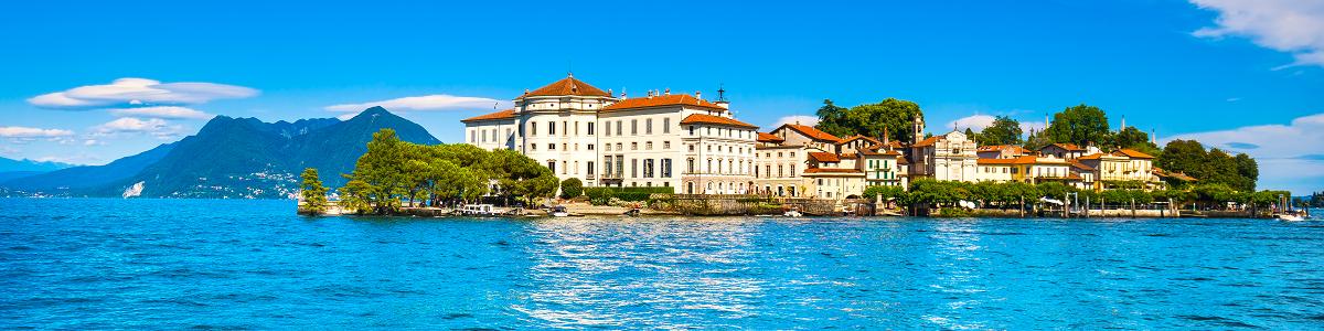 קרוז בים התיכון ואגמי צפון איטליה