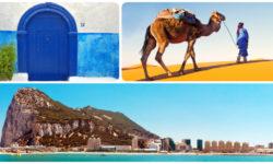 קרוז עם טיול למרוקו
