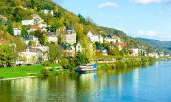 נפלאות היער השחור ושייט בנהר הריין