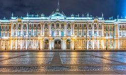 טיול מאורגן לרוסיה – מוסקבה וסנט פטרסבורג בספינת נהר