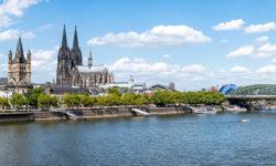 שייט נהרות באירופה: הריין והמוזל