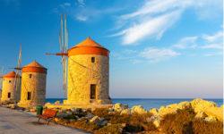הפלגה מחיפה לאיי יוון